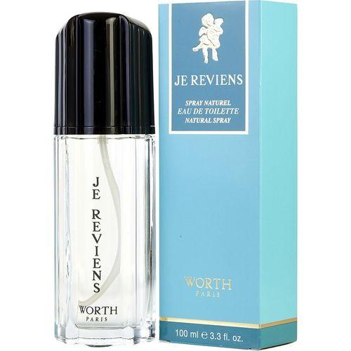 Perfume Je Reviens De Worth Eau De Toilette Feminino 100ml