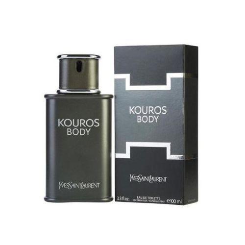 Perfume Kouros Body Yves Saint Laurent Eau De Toilette Masculino 100ml