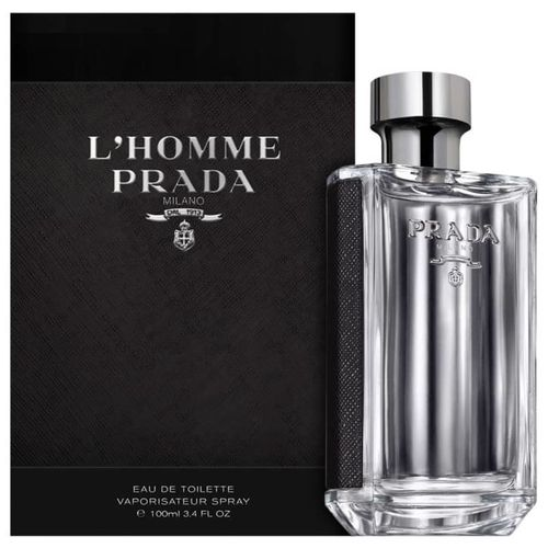 Perfume L'Homme PRADA Eau de Toilette Masculino 100ml
