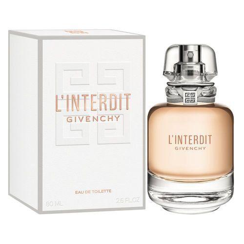 Perfume L'Interdit Givenchy Eau de Toilette Feminino 80ml