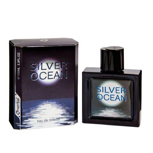 Perfume Omerta Silver Ocean Eau de Toilette Masculino 100ml