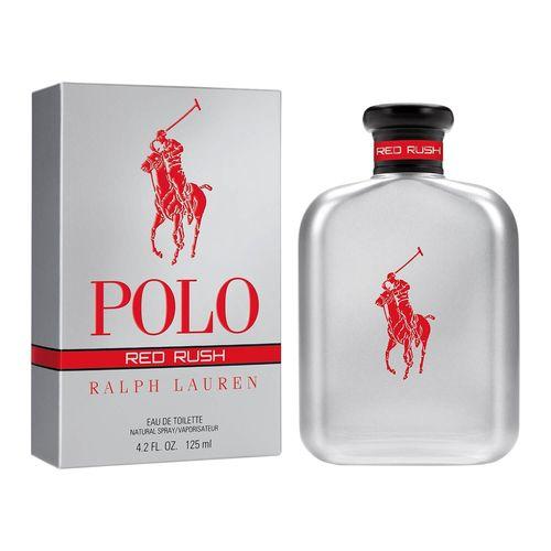 Perfume Polo Red Rush Ralph Lauren Masculino Eau de Toilette 125ml