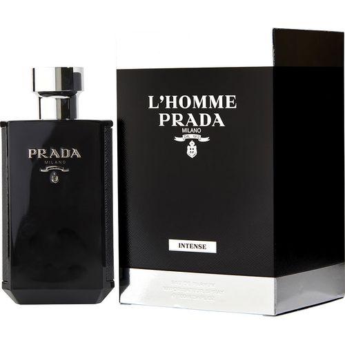 Perfume Prada L'Homme Intense Eau de Parfum Masculino 100ml