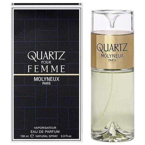 Perfume Quartz Pour Femme Molyneux