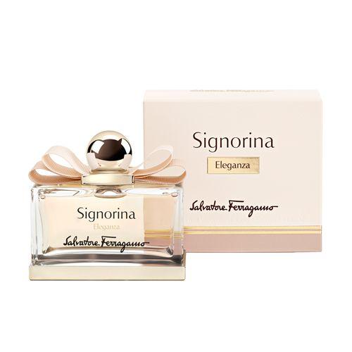 Perfume Signorina Eleganza Salvatore Ferragamo Eau de Parfum Feminino