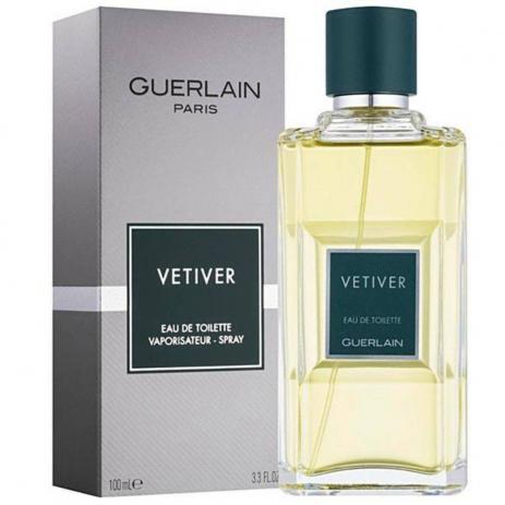 Perfume Vetiver Guerlain Eau de Toilette Masculino