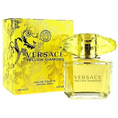 Perfume Yellow Diamond Versace Eau de Parfum Feminino 90ml