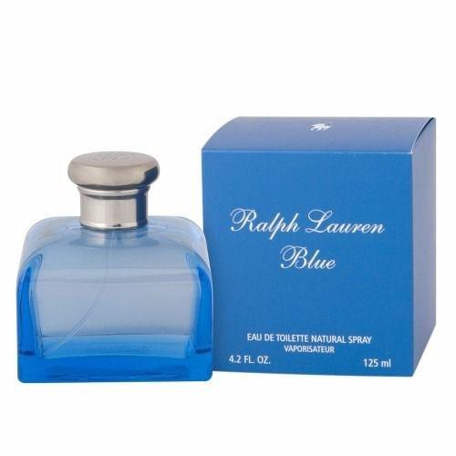 Perfume Ralph Lauren Blue Eau De Toilette 125 ml Feminino