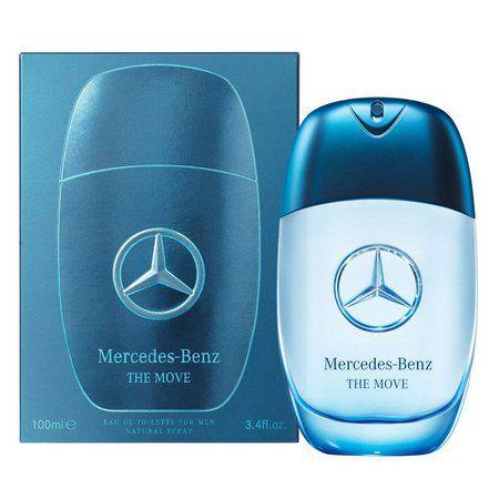 Perfume The Move Mercedes-Benz Eau de Toilette 100ml Masculino