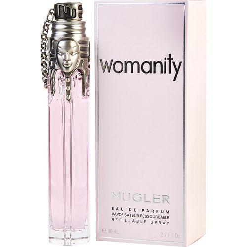 Perfume Thierry Mugler Womanity Eau de Parfum  80ml Feminino