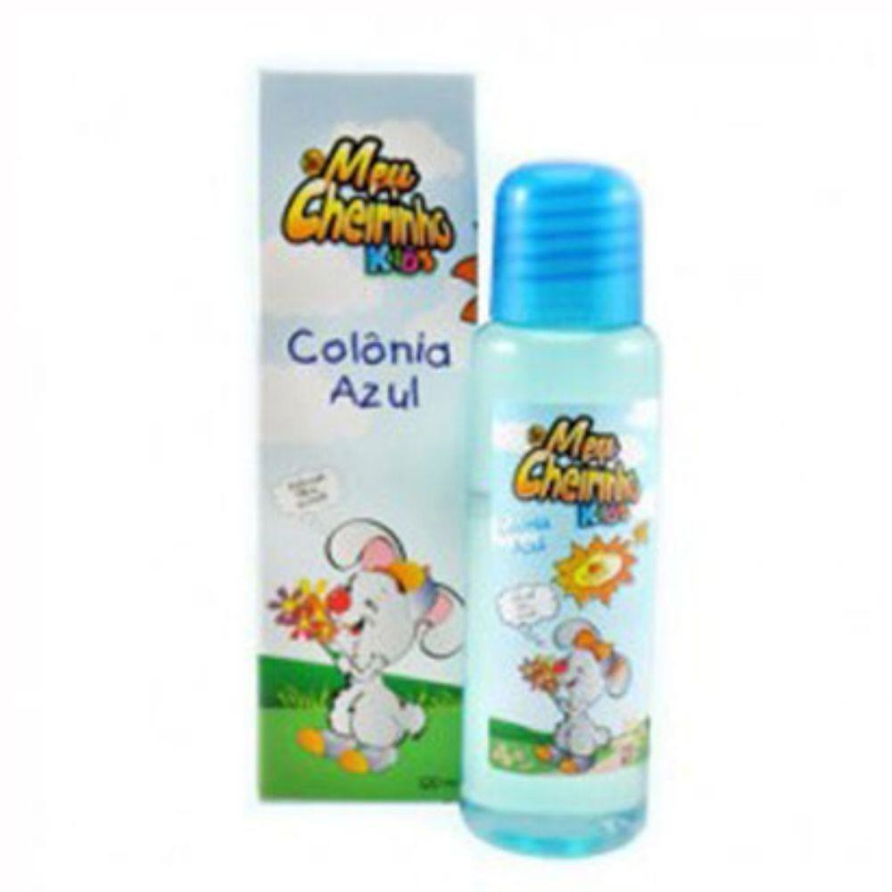COLÔNIA AZUL - MEU CHEIRINHO KIDS