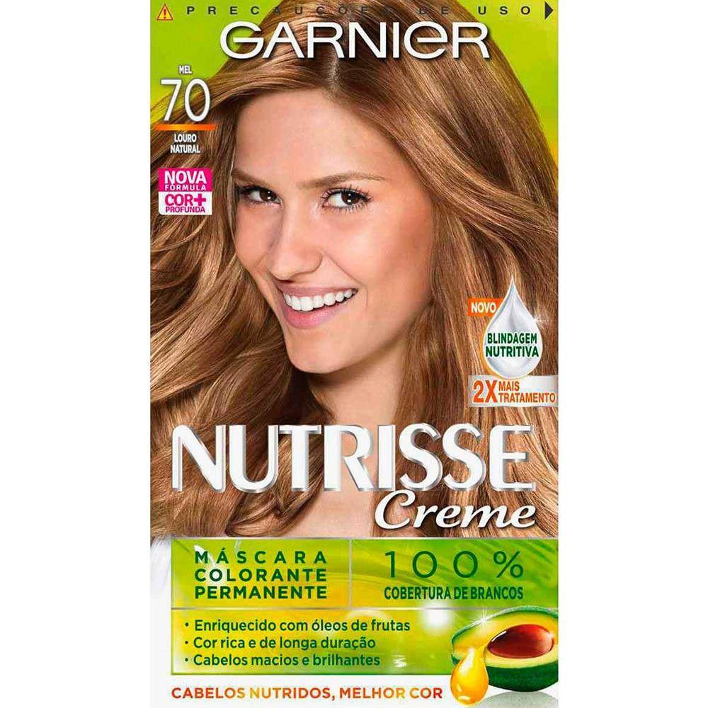 TINTURA NUTRISSE - LOURO MEL N° 70