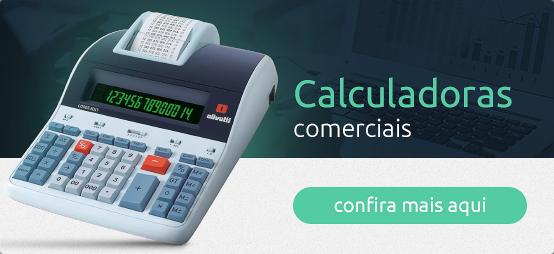 Calculadoras Comerciais