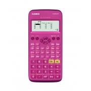 Calculadora Científica Casio com 275 Funções FX-82LAX Rosa