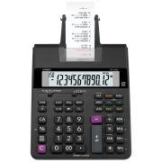 Calculadora com bobina , 2 cores impressão HR-150rc-b-dc Preta