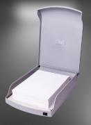 Desumidificador de Papel A4 Plástico Cinza  600 Folhas - Bivolt