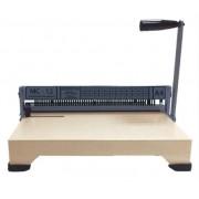 Encadernadora / Perfuradora Manual A4 – 49 furos – 12 Folhas