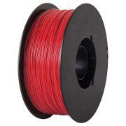 Filamento para impressora 3d ABS Vermelho 1Kg