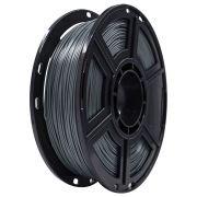Filamento para impressora 3d PLA Cinza 1Kg