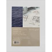 Papel Vegetal A4 90/95gr 210x297 com 100 Folhas