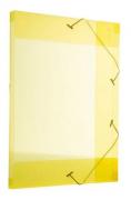 Pasta Aba Elástica 20mm Amarelo - Pacote 10 unidades