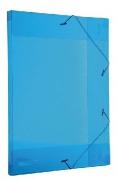 Pasta Aba Elástica 20mm Azul - Pacote 10 unidades