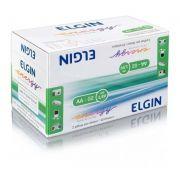 Pilhas Alcalinas AA Blister c/ 2 unidades -  Elgin LR6 1,5v - Caixa 10 blisters
