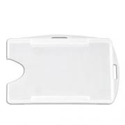 Porta Crachá Universal Transparente - 1200 Unidades