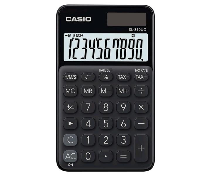Calculadora de Bolso Solar 10 Dígitos Sl-310uc