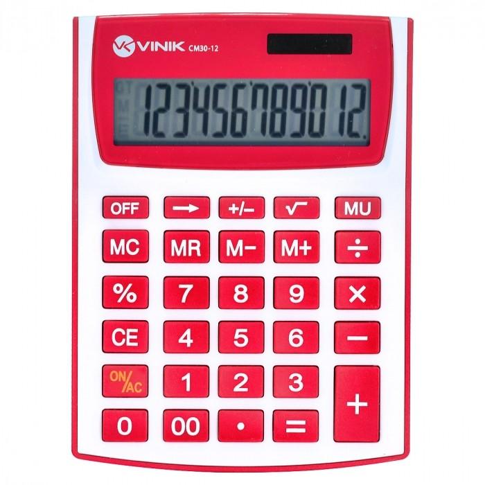 Calculadora de Mesa Média 12 Dígitos - CM30