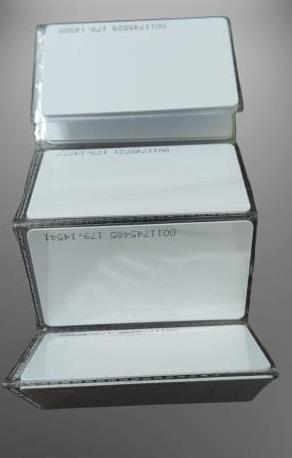 Cartão Proximidade RFID 125KHz - kit com 100 unidades