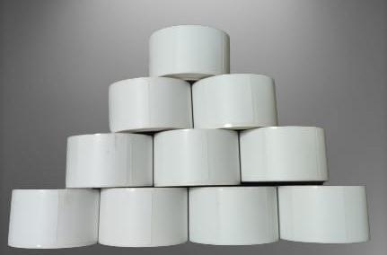 Etiqueta Térmica para Balança 40x40mm - Caixa com 36 Rolos