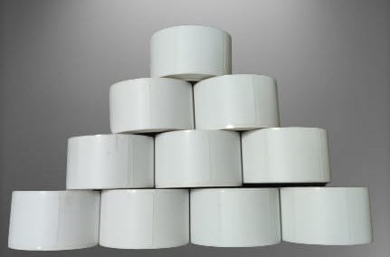 Etiqueta Térmica para Balança 60x40mm - Caixa com 36 Rolos