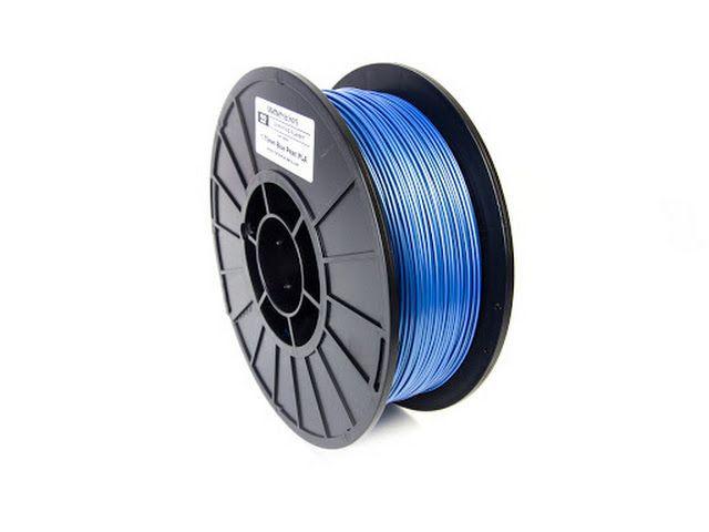 Filamento para impressora 3d PLA Azul Perolado 0,5Kg