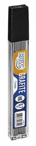 Grafite HB 0,7mm - 12 tubos