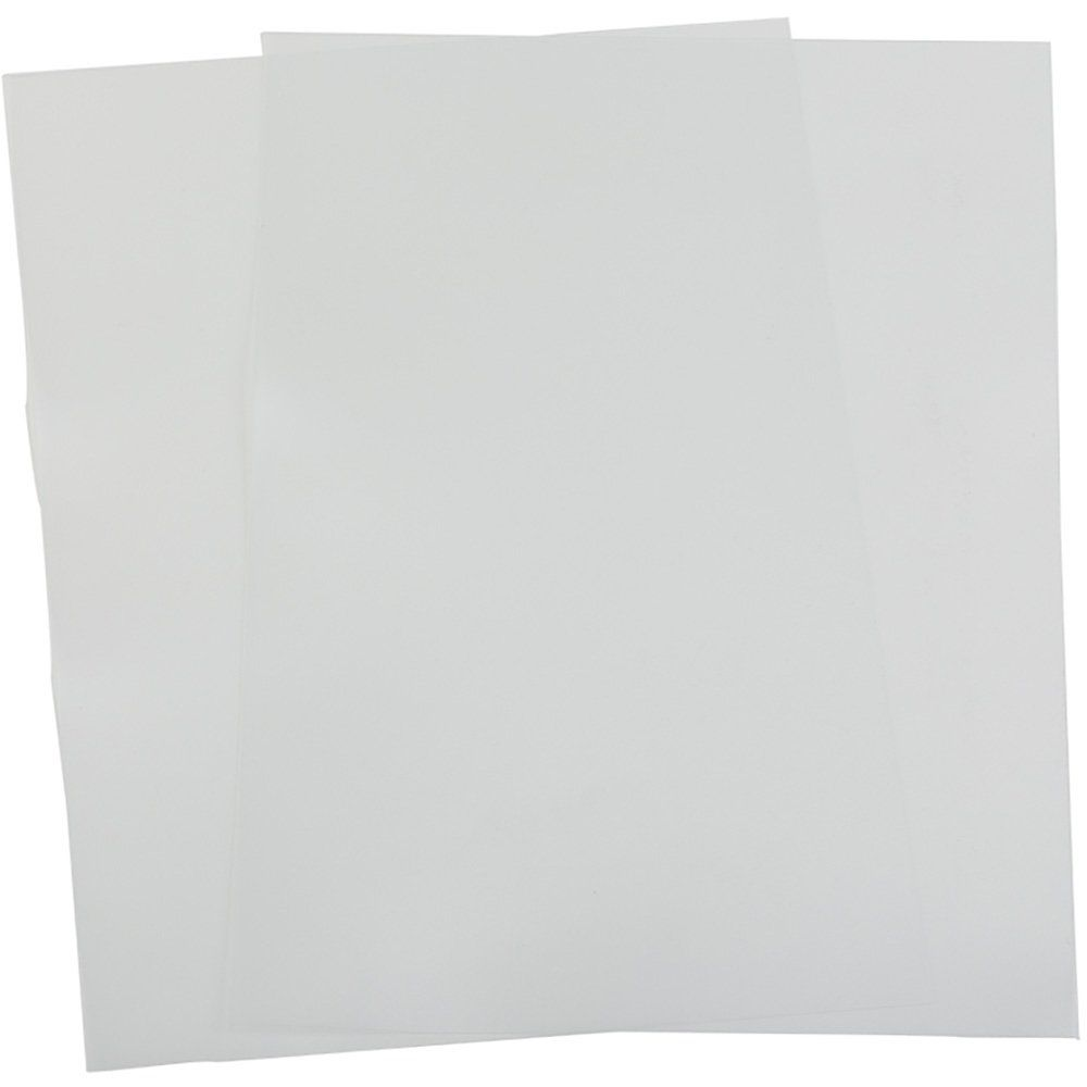 Kit Encadernação - Capa Transparente PP A4 + Capa Preta PP A4