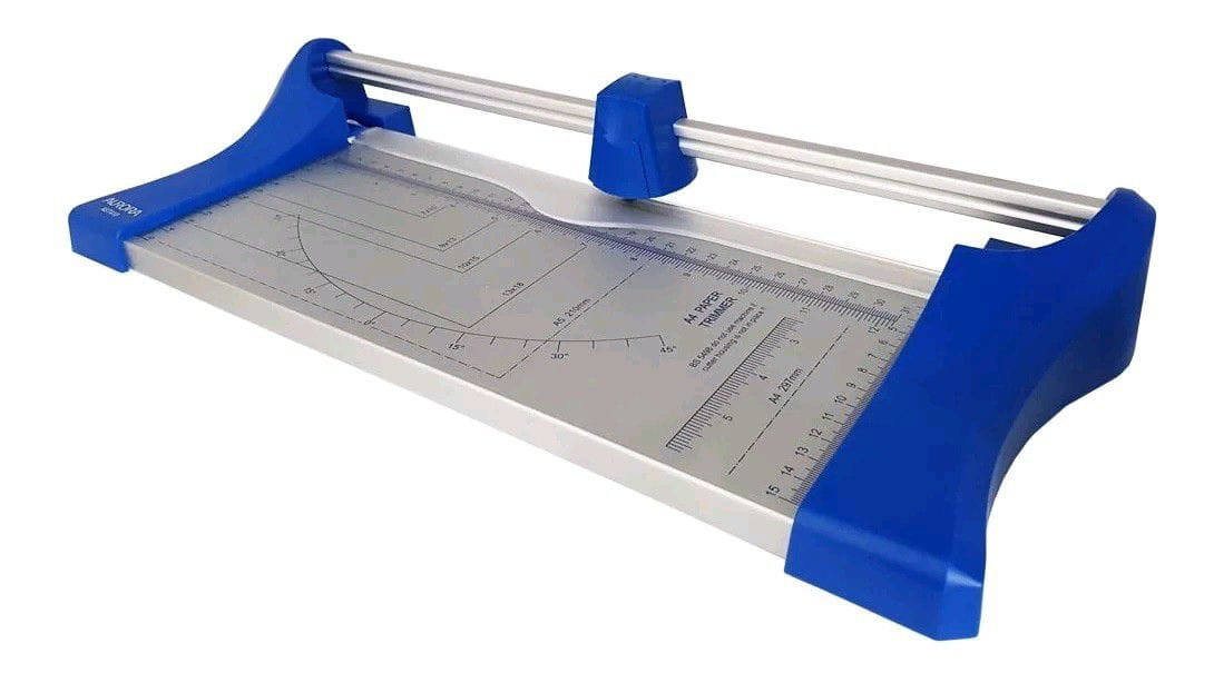 Refiladora de papel Profissional - AST410