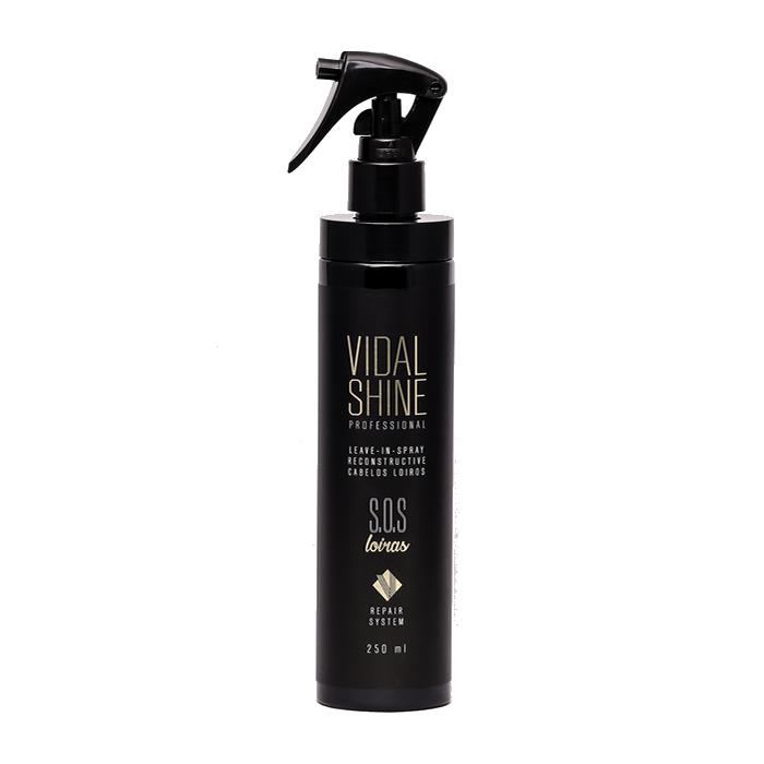 Vidal Shine Leave-in-spray Reconstructive Sos Loiras 250ml