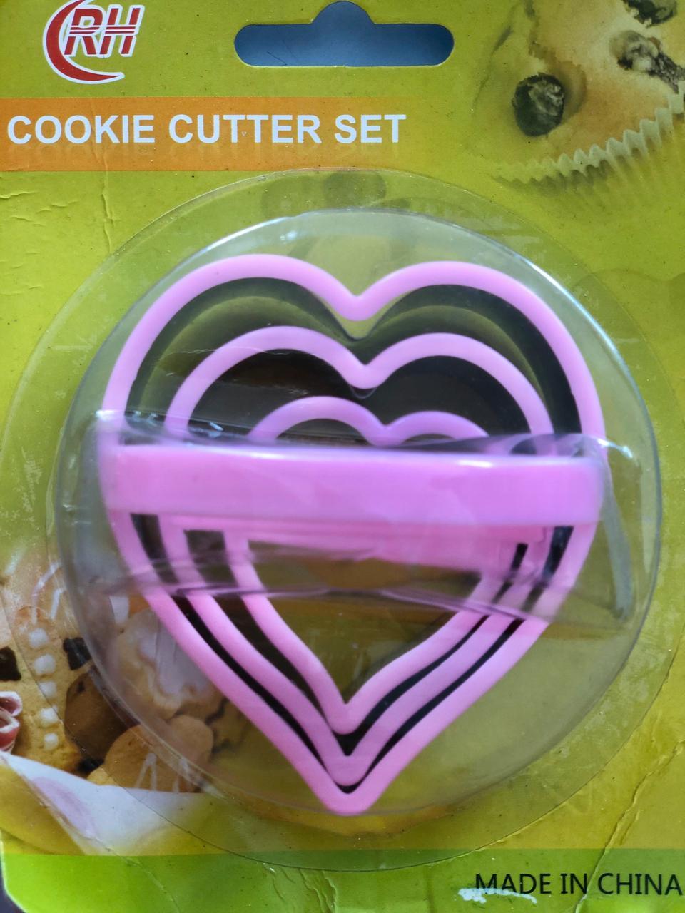 Cookie Cutter Set