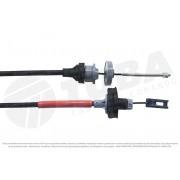 Cabo embreagem Peugeot 206 SW 1.6 8V 98/00 (719mm)       27203