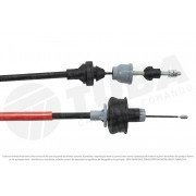 Cabo embreagem Peugeot 207/Hoggar 1.4/1.6  08/13 (900mm)    27233