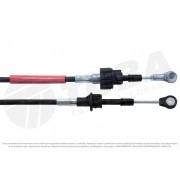 Cabo seletor Fiat Punto 1.6/1.8 16V 08/... (selecao-1083mm) 6631