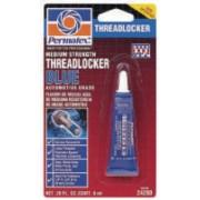 Cola trava medio torque azul ( 6 a 10mm ) threadlocker blue 6ml       19919