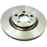 Disco freio dianteiro Fox, Spacefox, Crossfox (ventilado) (par) ->D35N
