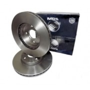 Disco freio dianteiro Marchi 1.0 e 1.6, Versa 1.6 (ventilado) (par) D921A HF615B