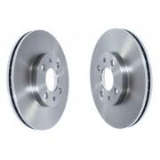 Disco freio dianteiro Palio, Croma, Strada, Doblo, Cronos (ventilado)(par)D50 HF42