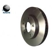 Disco freio dianteiro S10, Blazer (ventilado) 05-furos (par) ->D18D