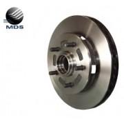 Disco freio dianteiro S10 e Blazer (ventilado) 05-prisioneiros (par) ->D18B