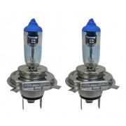 Lampada Farol 12V Biodo H-4 60/55W Super Vision Ultra (par) 10506