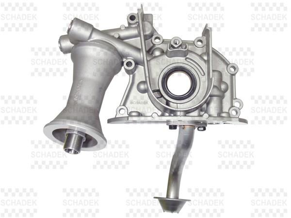 Bomba oleo Peugeot 206 1.0 16v 2001 ate 2006                    10263